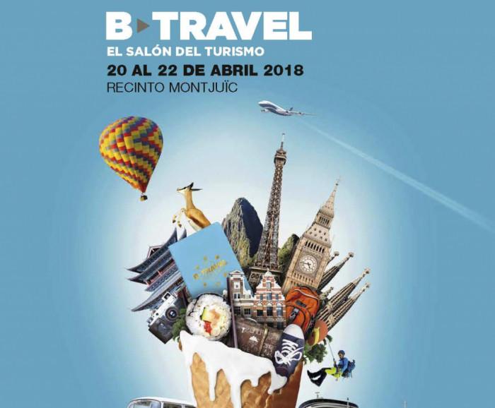 B-Travel 2018 - Barcelona Siempre