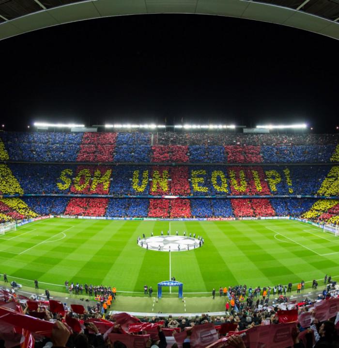 Camp Nou - Barcelona Siempre