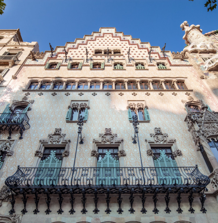 Casa Amatller - Barcelona Siempre