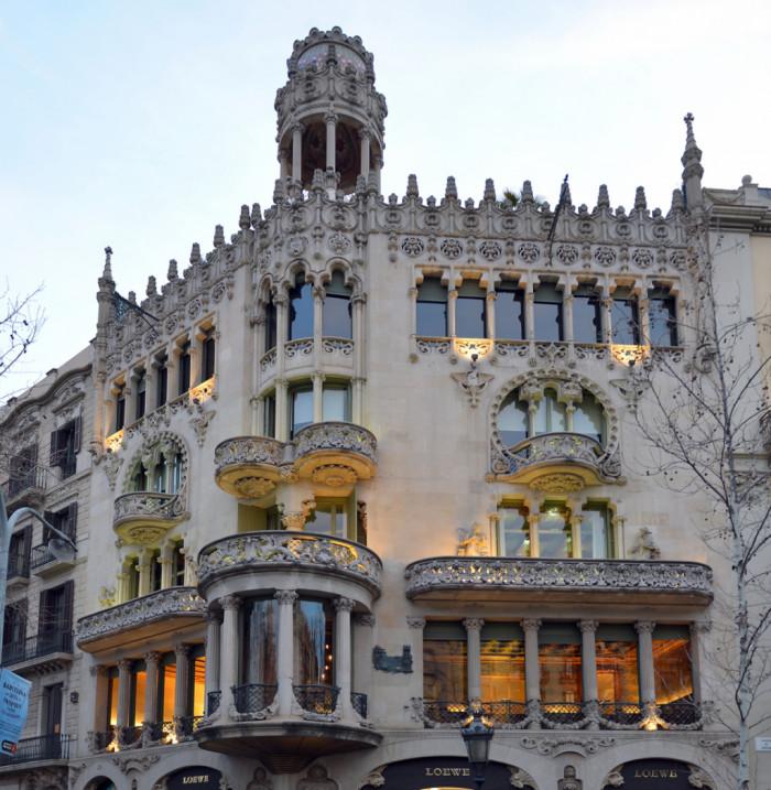 Casa Lleó i Morera - Barcelona siempre