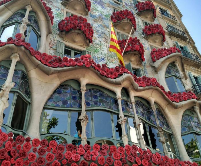 Sant Jordi - Barcelona Siempre