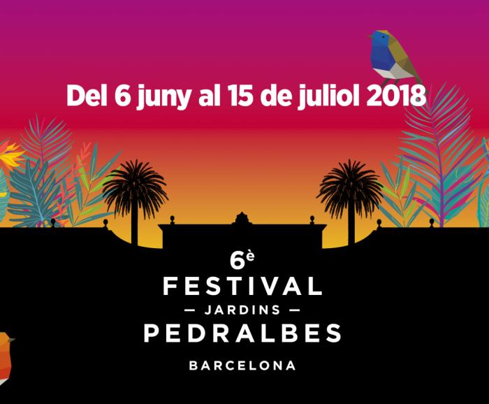 Festival Pedralbes - Barcelona Siempre