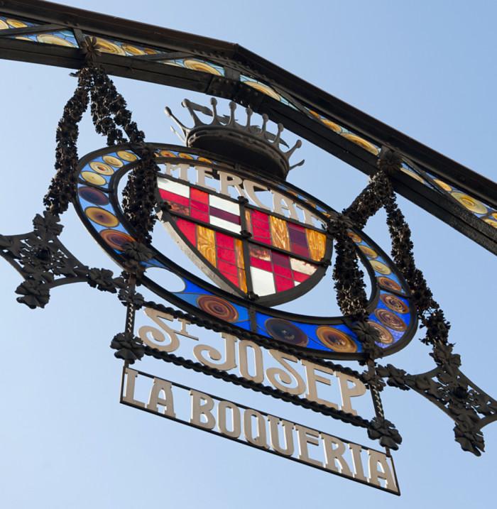 Mercat de La Boqueria - Barcelona Siempre