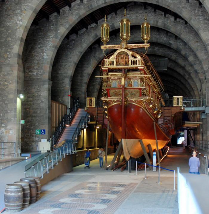 Museo Marítimo - Barcelona Siempre