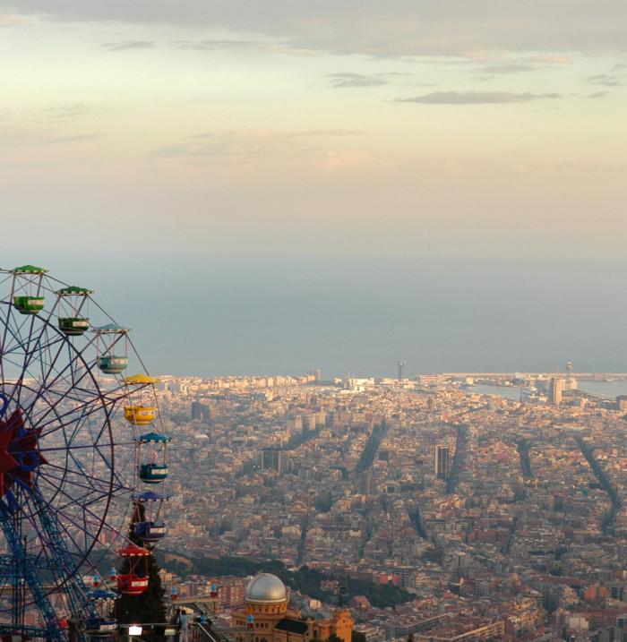 Tibidabo - Barcelona Siempre