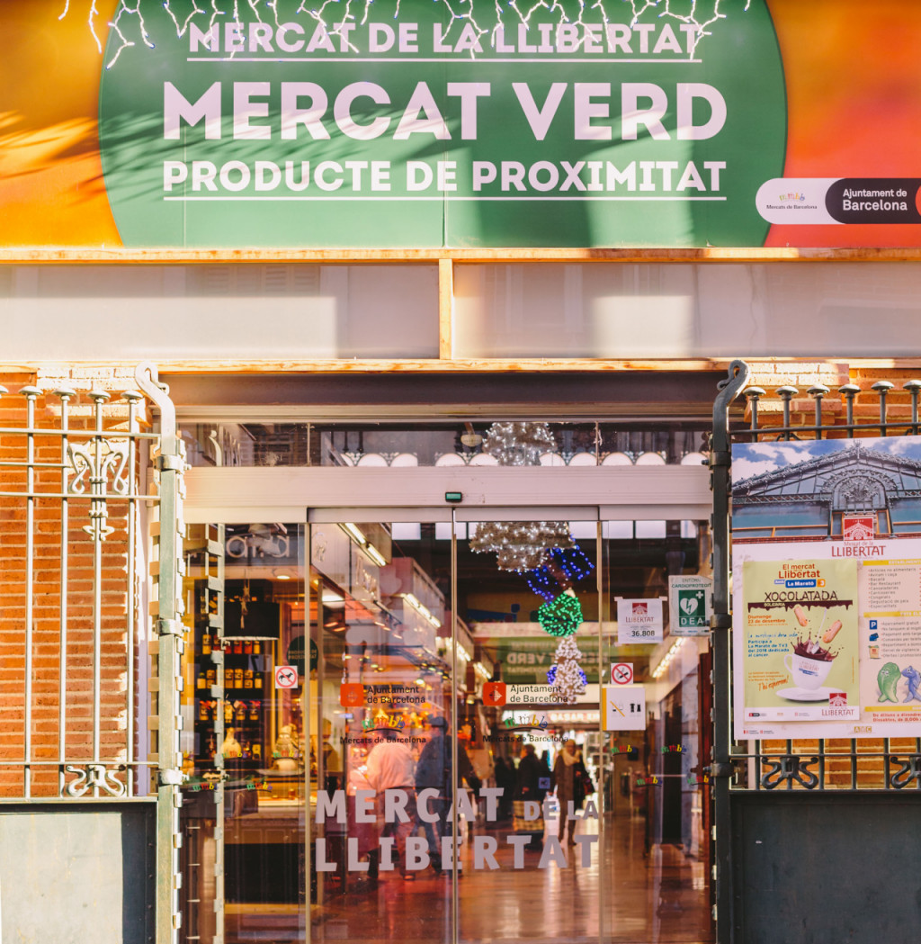 Mercat de la Llibertat - Barcelona