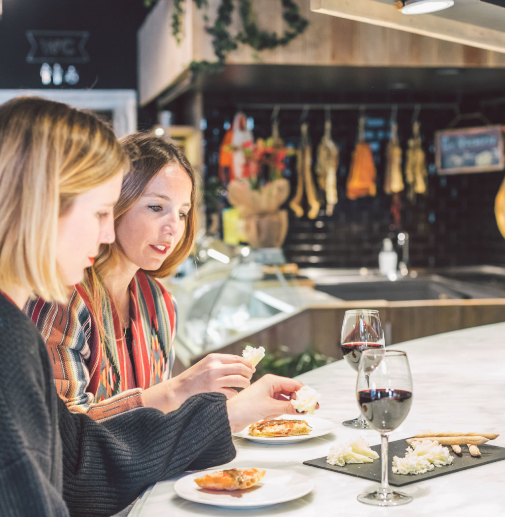 Restaurant El Mercat - Barcelona