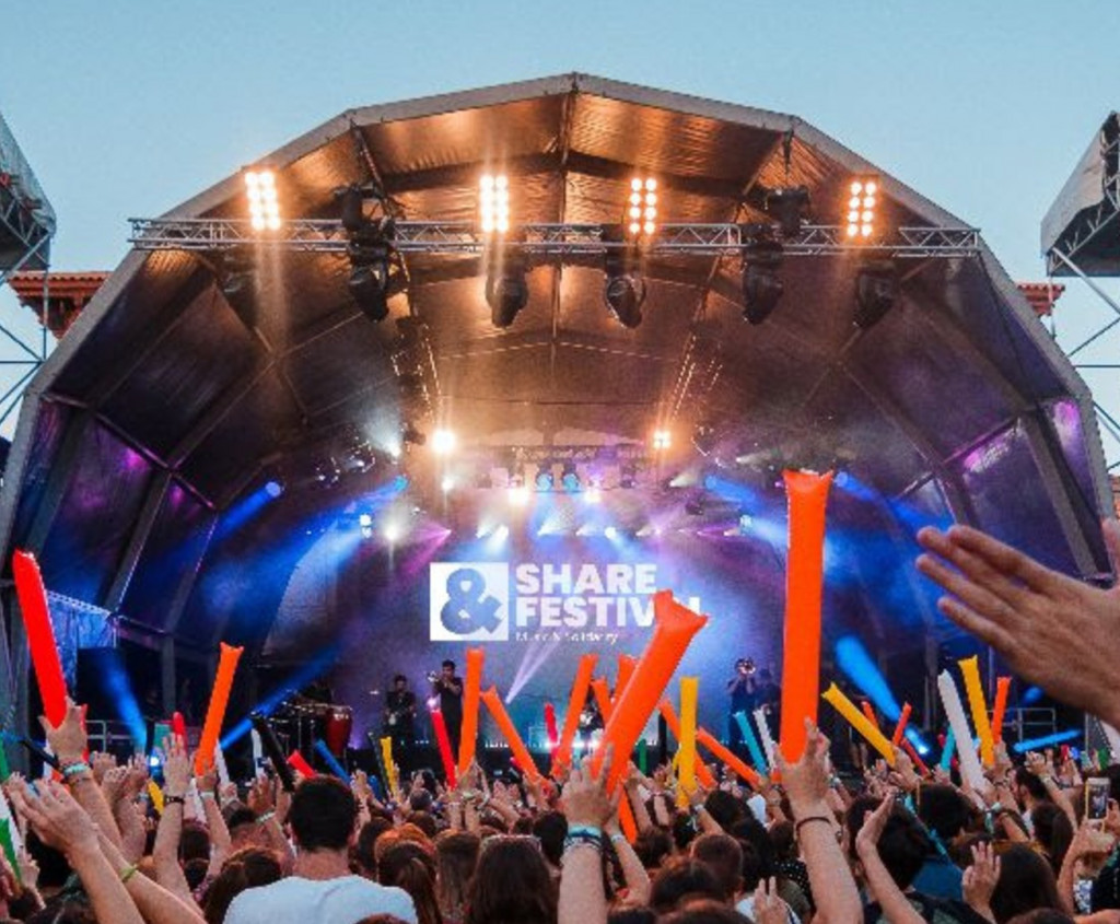Share Festival 2021 – Music & Solidarity
