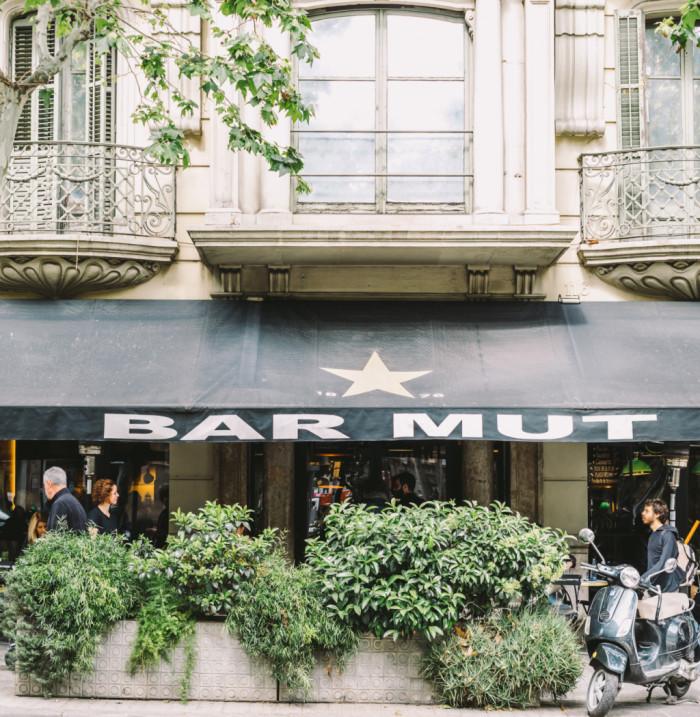 Bar Mut - Barcelona