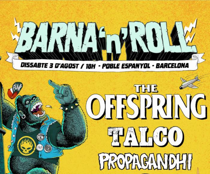 Barna'n'roll - Barcelona Siempre