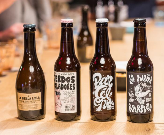 Beer Tasting - Hotel REC Barcelona