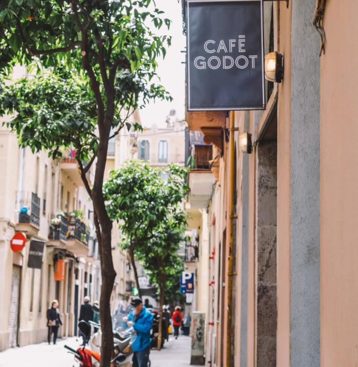 Café Godot - Barcelona