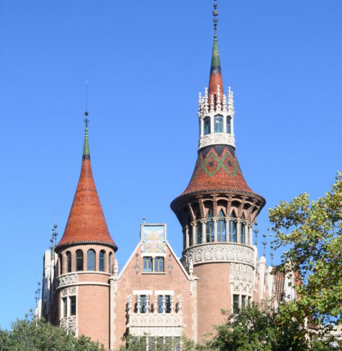 Casa de les Punxes - Barcelona