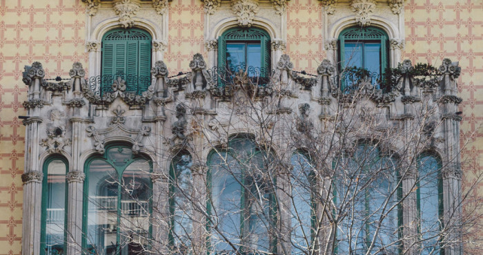 Casa Ramos - Barcelona