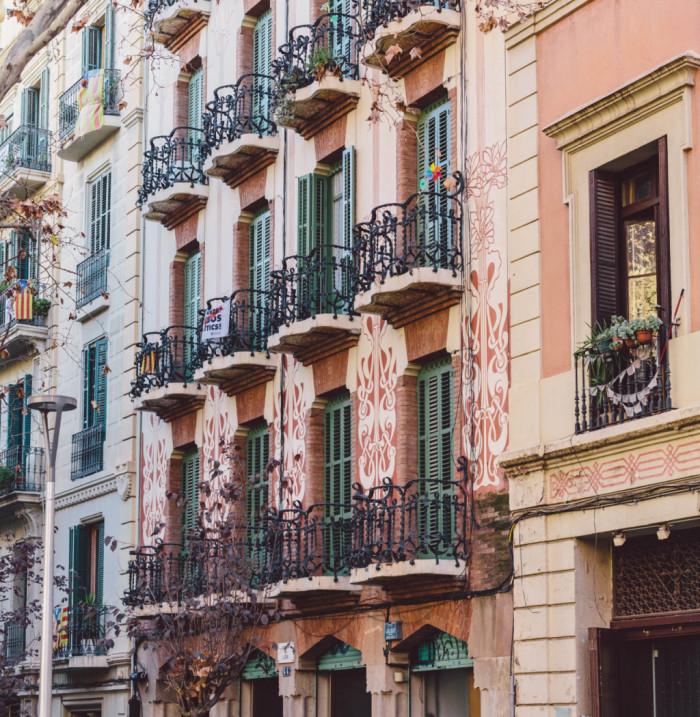 Casa Rubinat - Barcelona