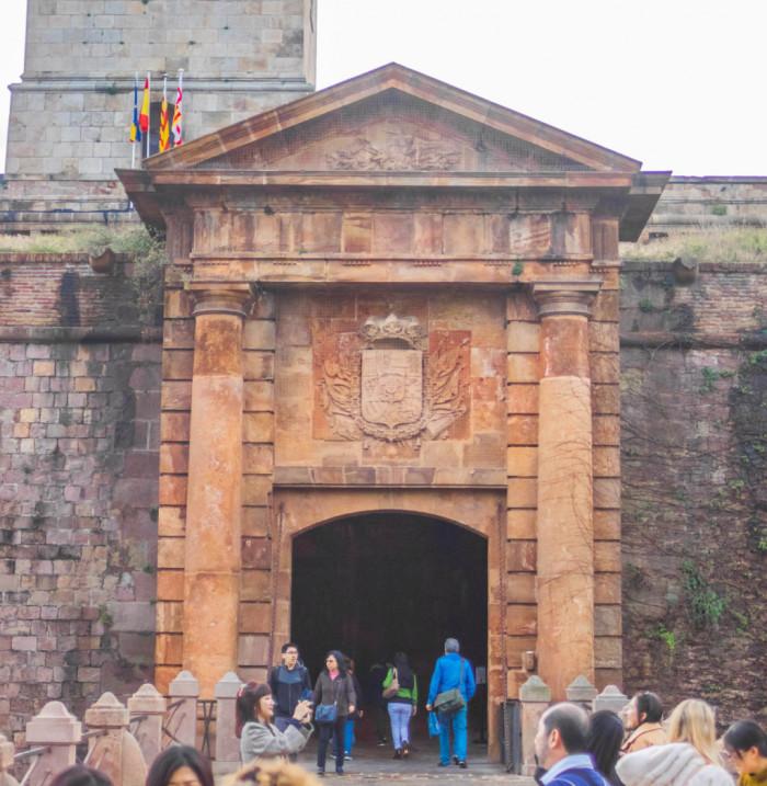 Castell de Montjuic - Barcelona