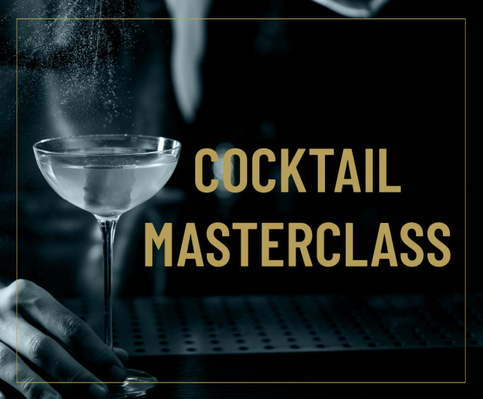 Cocktail Masterclass - Seventy Barcelona