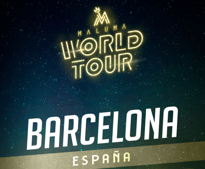Concierto de Maluma - Barcelona Siempre