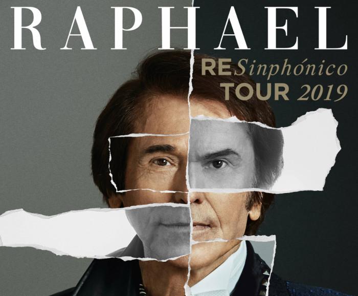 Concierto Raphael en Barcelona