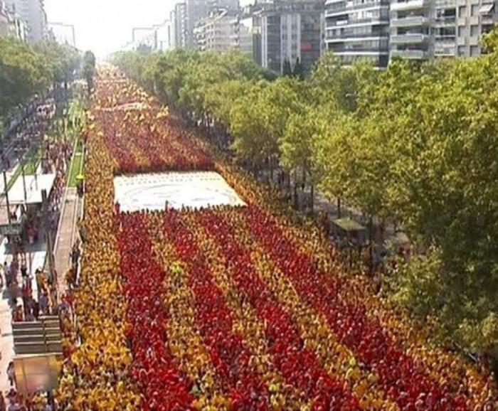 Diada de Catalunya - Barcelona Siempre