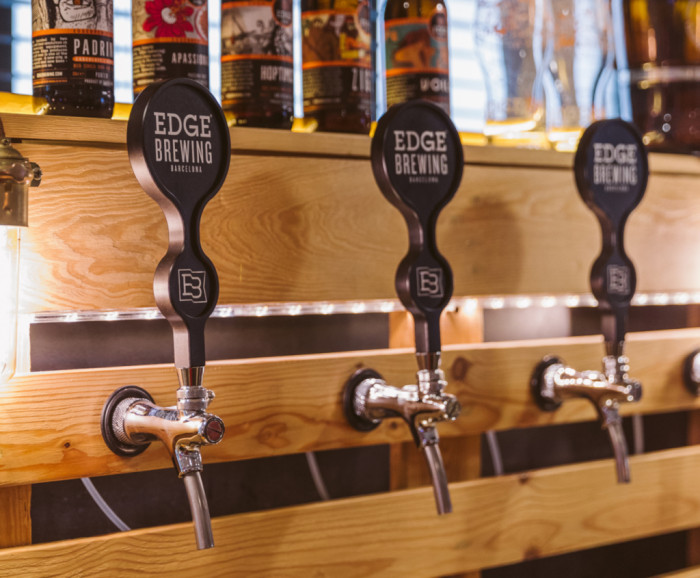 Edge Brewing - Hotel Barcelona Universal