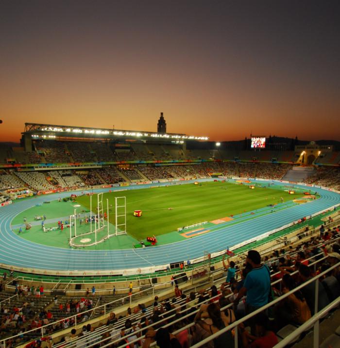 Estadio Olímpico - Barcelona Siempre