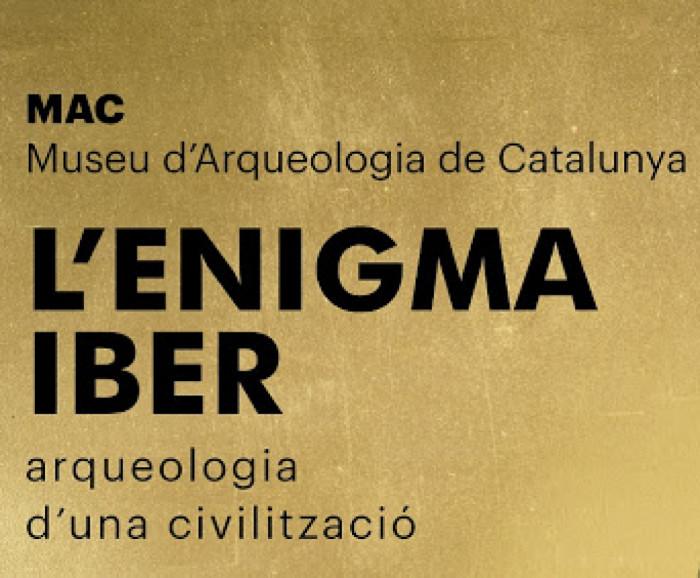 Exposició L'Enigma Iber. Arqueologia d'una civilització.