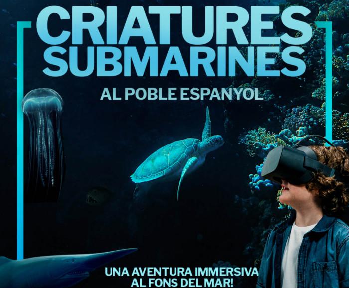 Criatures submarines | Una aventura en el fondo del mar