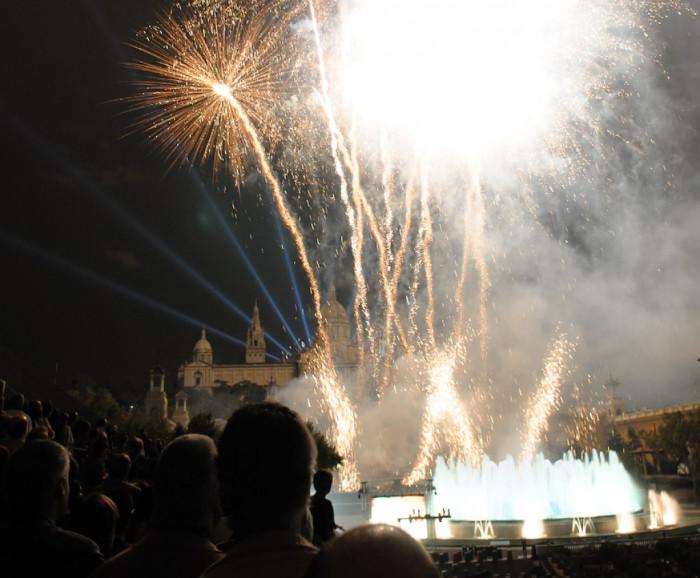 Fiestas de La Mercè - Barcelona Siempre