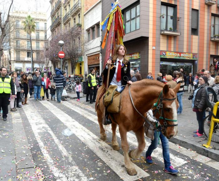 Fiestas de Sant Medir - Barcelona