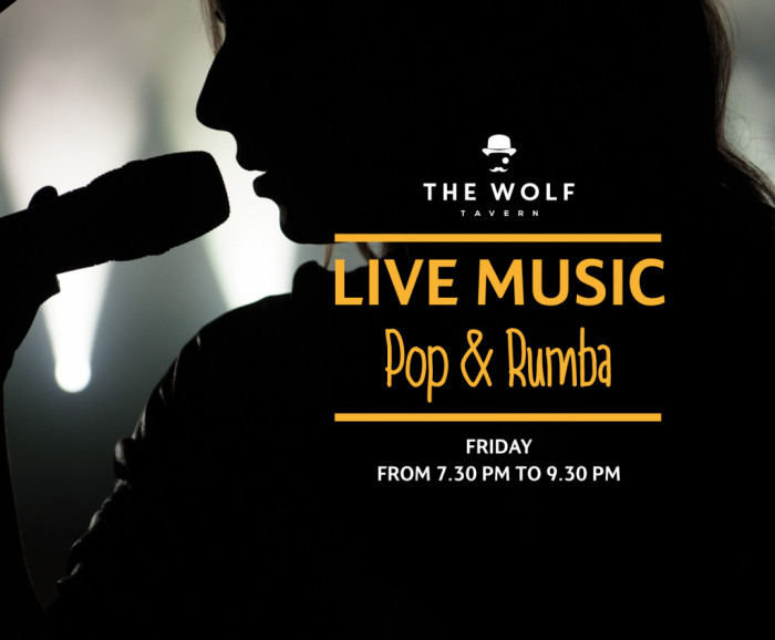 Friday Live Music - The Wolf Tavern