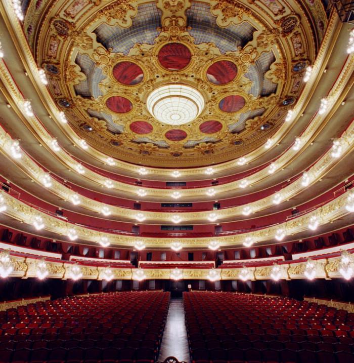 Gran Teatro del Liceo - Barcelona Siempre