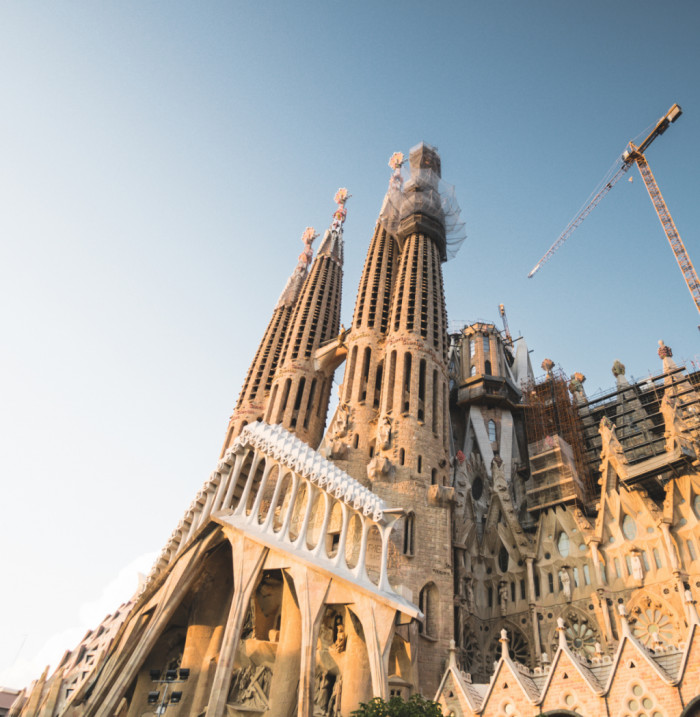 La Sagrada Familia - Barcelona Siempre