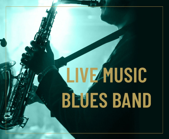 Live Music Blues Band