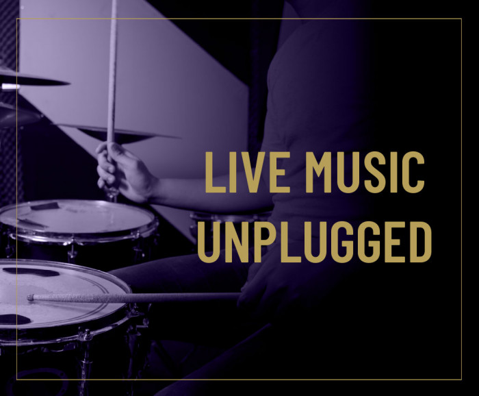 Live Music Unplugged