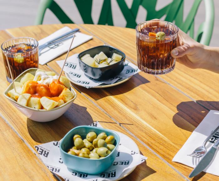 Mediterranean Vermouth - Hotel REC Barcelona