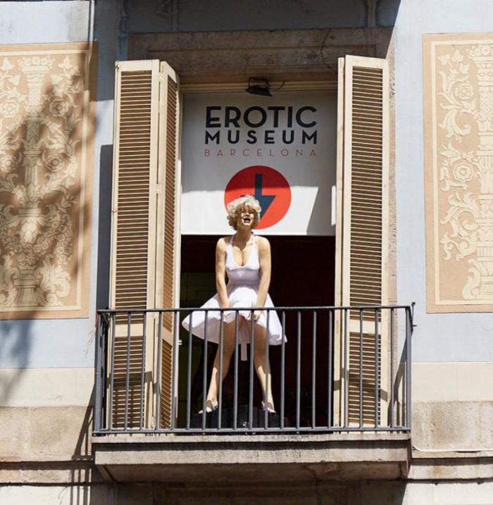 Museo de la Erótica - Barcelona Siempre