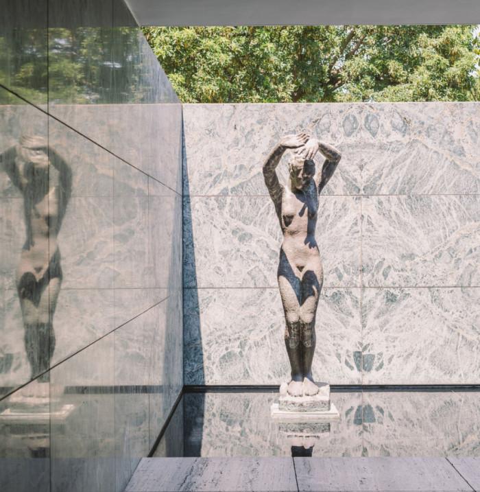 Pabellón Mies Van der Rohe - Barcelona