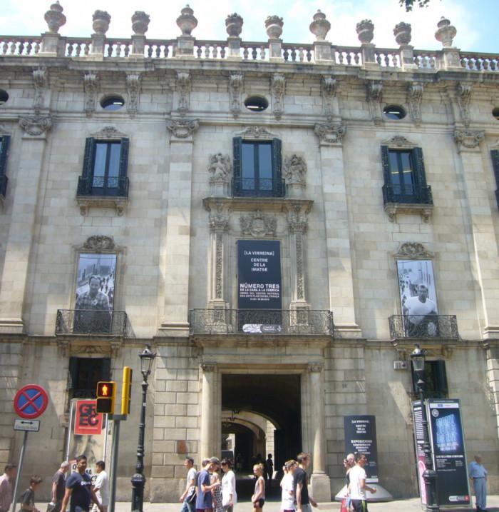 Palau de la Virreina - Barcelona Siempre