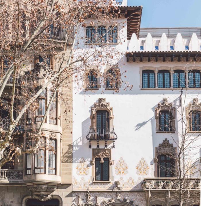 Palau Macaya - Barcelona