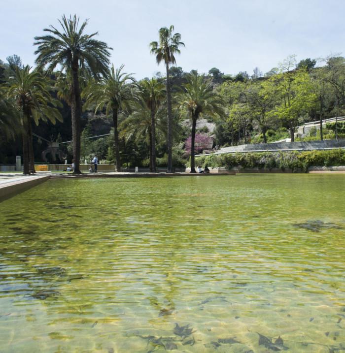 Parc de la Creueta del Coll - Barcelona