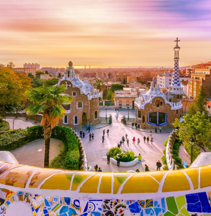 Park Güell - Barcelona Siempre