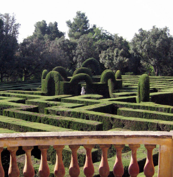 Parque Laberinto Horta - Barcelona siempre