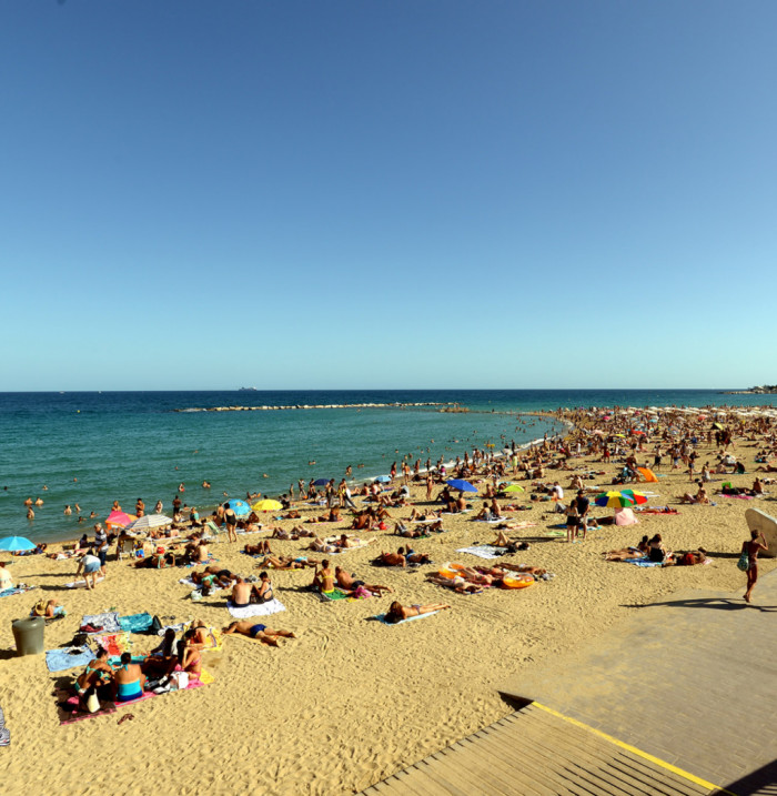 Playas - Barcelona siempre