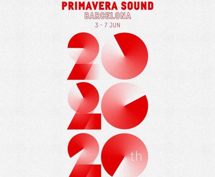 XX edición Primavera Sound Barcelona 2020