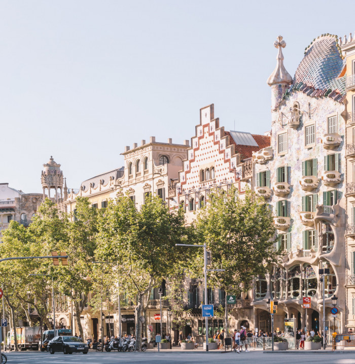 Quadrat d'Or - Barcelona Siempre