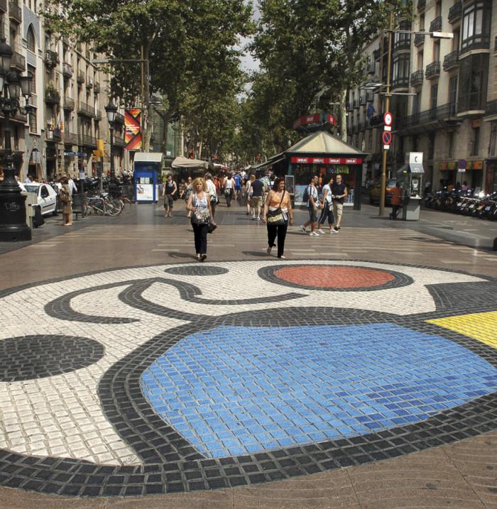 Ramblas - Barcelona siempre