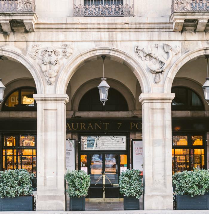Restaurant 7 Portes - Barcelona