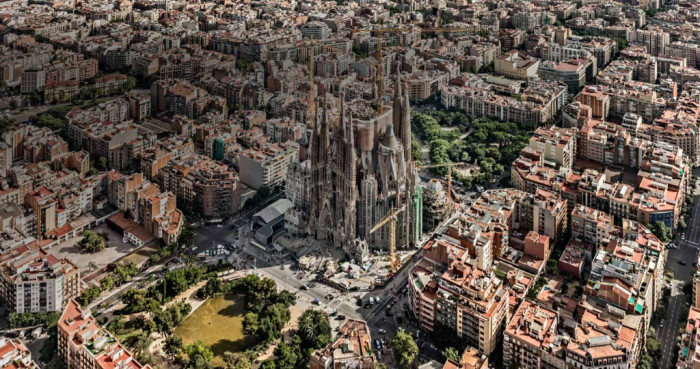 Sagrada Familia - Barcelona Siempre