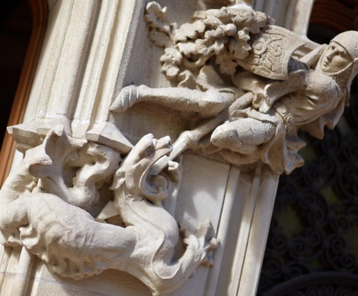 Sant Jordi - Casa Batlló